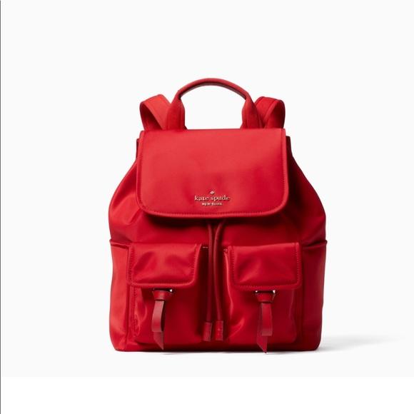 COPY - ♠️ Kate spade Carley Flap Backpack 🎒